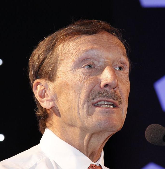 Prof. Rolf M. Zinkernagel KIIT