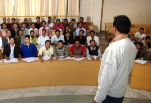 Kiit university Classrooms