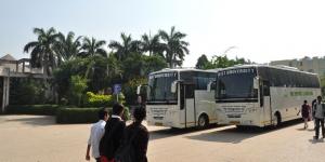 Kiit University transportation