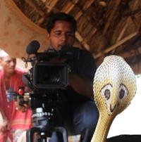 KIIT School of Film and Media Sciences Student features in the prestigious list of Freelance Cameramen at Wildlife-film.com