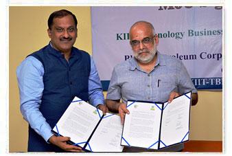MoU with Bharat Petroleum Corporation Ltd.(BPCL), Govt. of India