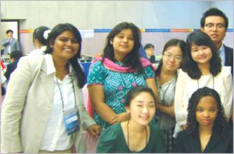 KIITian Represents India in International Youth Forum - Nidhi Singh