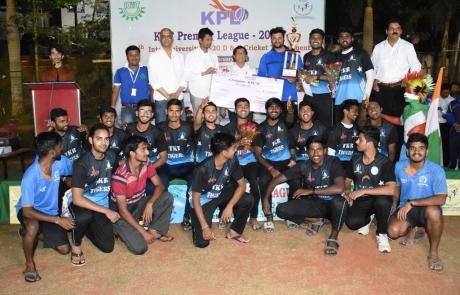 KPL 2018 champion team