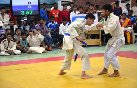 KVS National Judo Meet