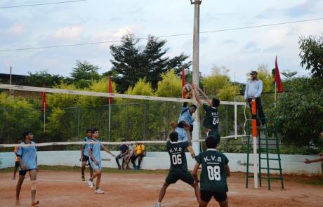 KVS Volleyball Meet