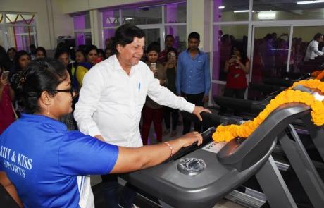 Special Gym at KIIT