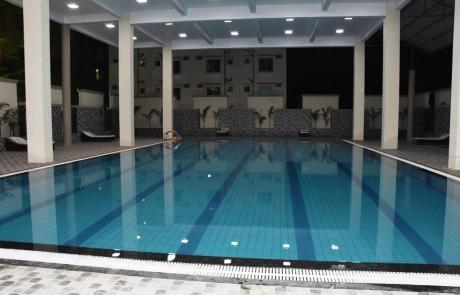 Swimming Pool at KIIT