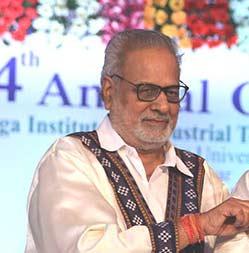 Professor Ganeshi Lal