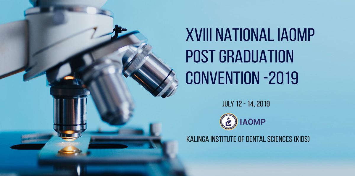 Indian Association of Oral & Maxillofacial Pathologists Post
